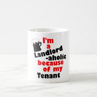 Propriétaire - tasse aholic pour les propriétaires