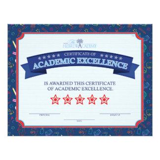 Prospectus 21,6 Cm X 24,94 Cm Excellence scolaire