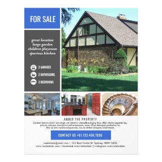 Prospectus 21,6 Cm X 24,94 Cm Immobiliers d'entreprise