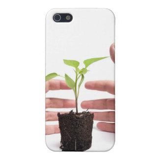 Protection de l'environnement iPhone 5 case