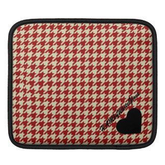 Protection d'iPad de HAMbyWG horizontale -