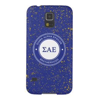 Protection Galaxy S5 Alpha insigne de l'epsilon | de sigma