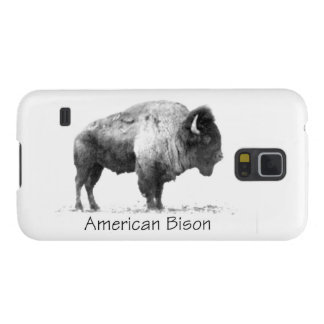 Protection Galaxy S5 Bison américain