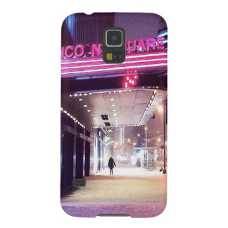 Protection Galaxy S5 Chapiteau d'hiver