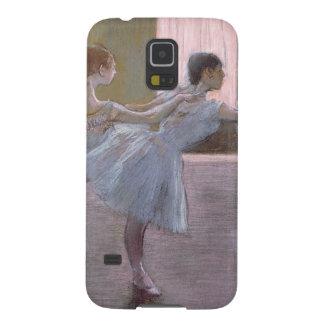 Protection Galaxy S5 Danseurs d'Edgar Degas   à la répétition,