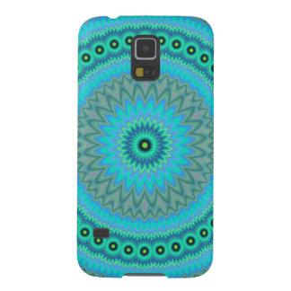 Protection Galaxy S5 Fleur de Boho