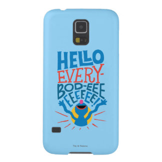 Protection Galaxy S5 Grover bonjour
