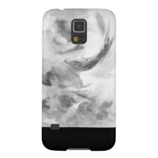 Protection Galaxy S5 Masque noir et blanc