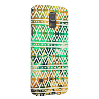 Protection Galaxy S5 Motif tribal V01A d'imaginaire