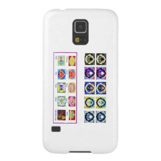 Protection Galaxy S5 Outils principaux de Reiki - dons des symboles n