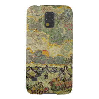 Protection Galaxy S5 Paysage d'automne de Vincent van Gogh |, 1890