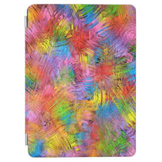 Protection iPad Air Arrière - plan abstrait coloré de motif