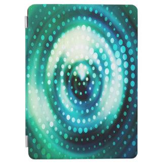 Protection iPad Air Arrière - plan abstrait de mouvement giratoire de