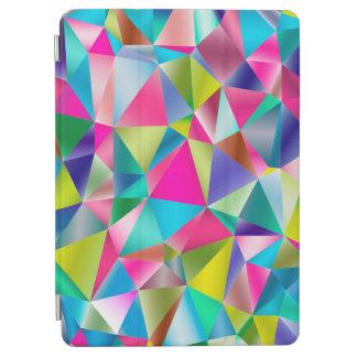Protection iPad Air Arrière - plan abstrait pourpre et coloré