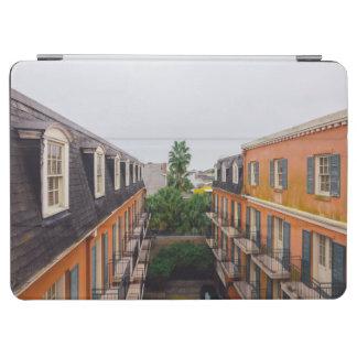 Protection iPad Air Bâtiments et palmiers à la Nouvelle-Orléans