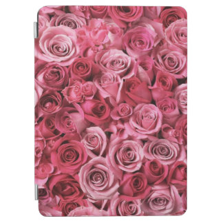 Protection iPad Air Beaux roses roses