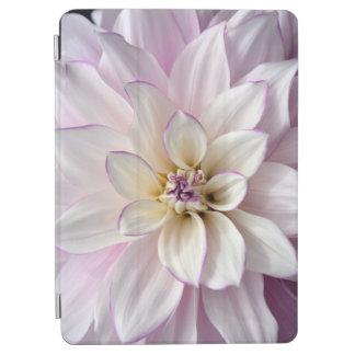 Protection iPad Air Belle fleur blanche de dahlia