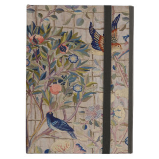 Protection iPad Air Broderie de treillis de William Morris Kelmscott