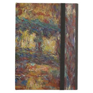 Protection iPad Air Claude Monet   le pont japonais