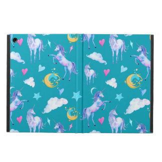 Protection iPad Air Conception magique d'imaginaire d'aquarelle de