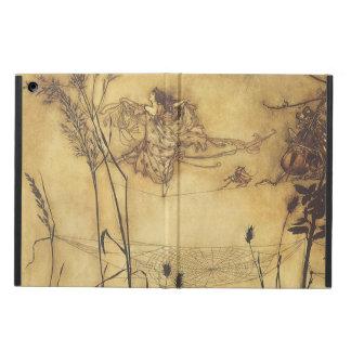 Protection iPad Air Conte de fées vintage, Tightrope de la fée par