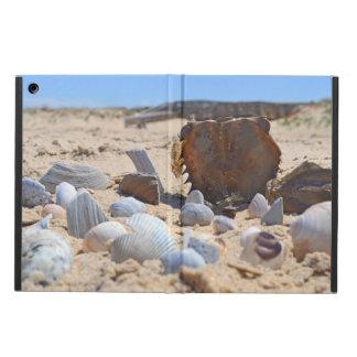 Protection iPad Air Coquillages sur la plage par Shirley Taylor
