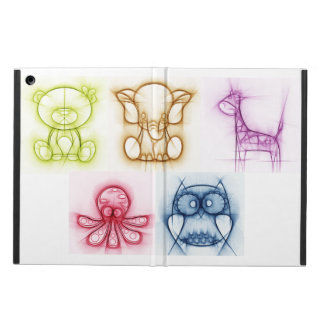 Protection iPad Air Couleurs animales