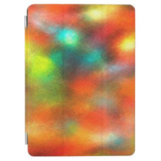 Protection iPad Air Couleurs d'abrégé sur art moderne