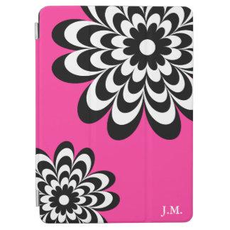 Protection iPad Air Couverture d'air chic d'iPad de marguerite - rose
