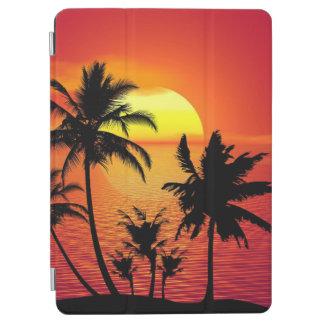 Protection iPad Air Couverture d'iPad de coucher du soleil
