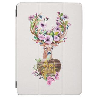 Protection iPad Air Couverture d'Ipadair de conception d'aquarelle