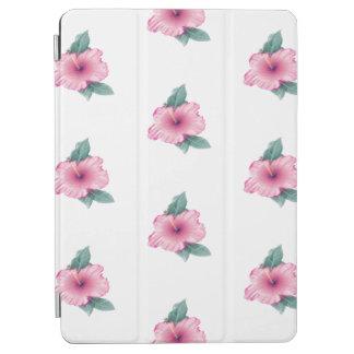 Protection iPad Air Couverture intelligente de ketmie de fleur d'air