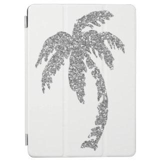 Protection iPad Air Couverture intelligente de palmier d'air argenté