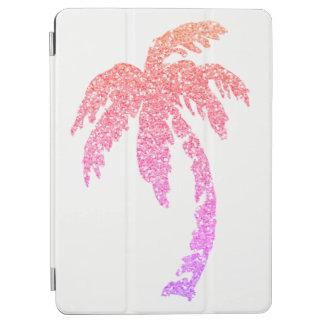 Protection iPad Air Couverture intelligente de palmier d'air rose