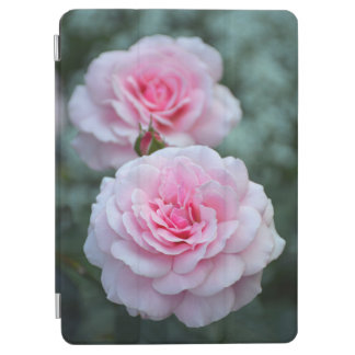 Protection iPad Air Deux roses roses