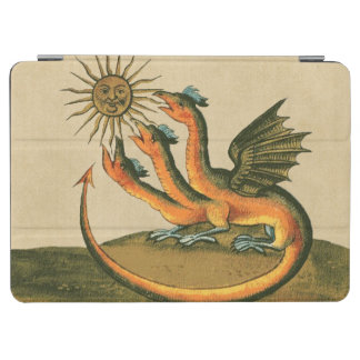 Protection iPad Air Dragons de Clavis Artis