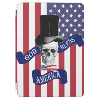 Protection iPad Air Drapeau américain patriotique drôle