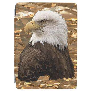 Protection iPad Air Eagle chauve sur le portrait de photo de faune
