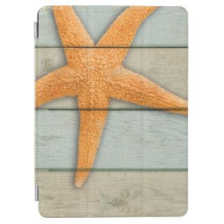 Protection iPad Air Étoiles de mer oranges