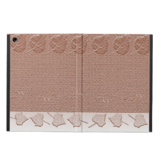 Protection iPad Air Feuille de conception de feuille