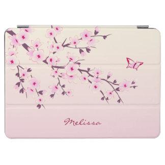 Protection iPad Air Fleurs de cerisier florales