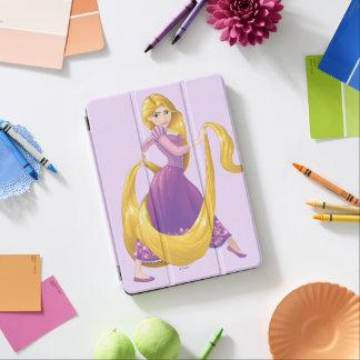 Protection iPad Air Grand jour de cheveux de Rapunzel |