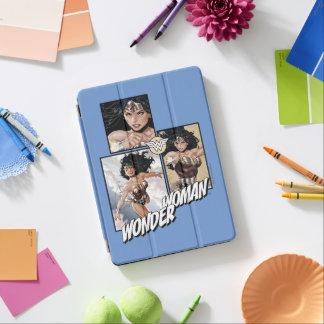 Protection iPad Air Graphique comique de l'art nouveaux 52 de femme de