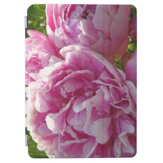 Protection iPad Air Jardin rose de pivoine