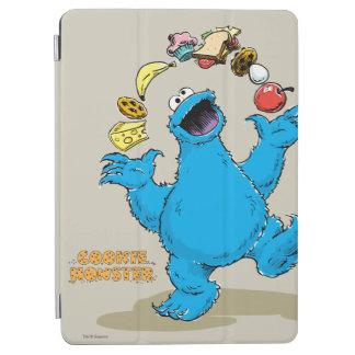 Protection iPad Air Jonglerie vintage de monstre de biscuit