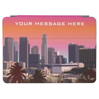 Protection iPad Air Los Angeles du centre - image personnalisable