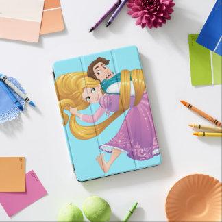 Protection iPad Air Mauvais jour de cheveux de Rapunzel |