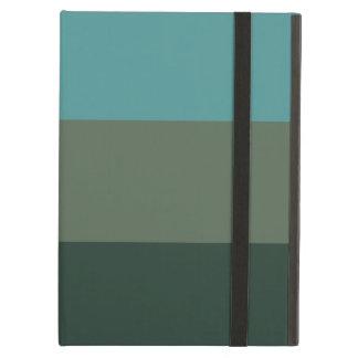 Protection iPad Air Monochromatique vert