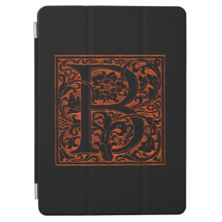Protection iPad Air Monogramme B chic