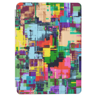 Protection iPad Air Motif abstrait de couleur de conception